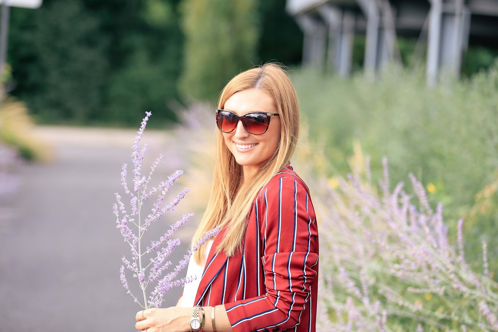 H&M-gestreifter-blazer-roter-blazer-bloggerstyle-floris-van-bommer