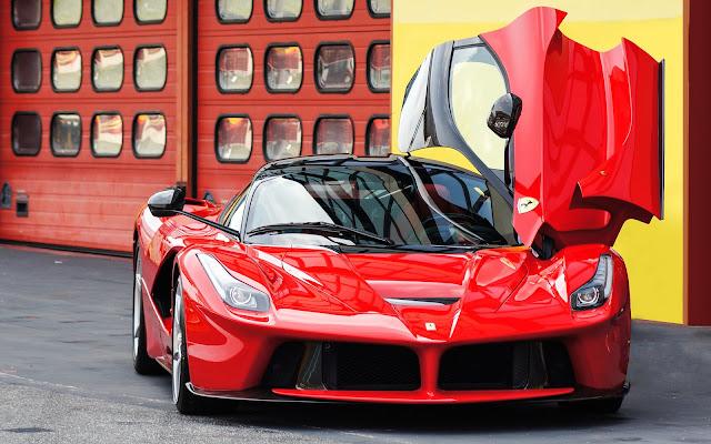 Kereta Ferrari LaFerrari