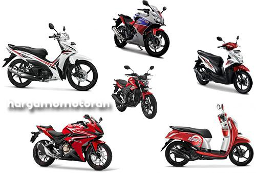 Daftar Harga Motor Honda Beat Pop Terbaru