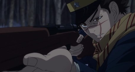 Golden Kamuy – Episódio 01