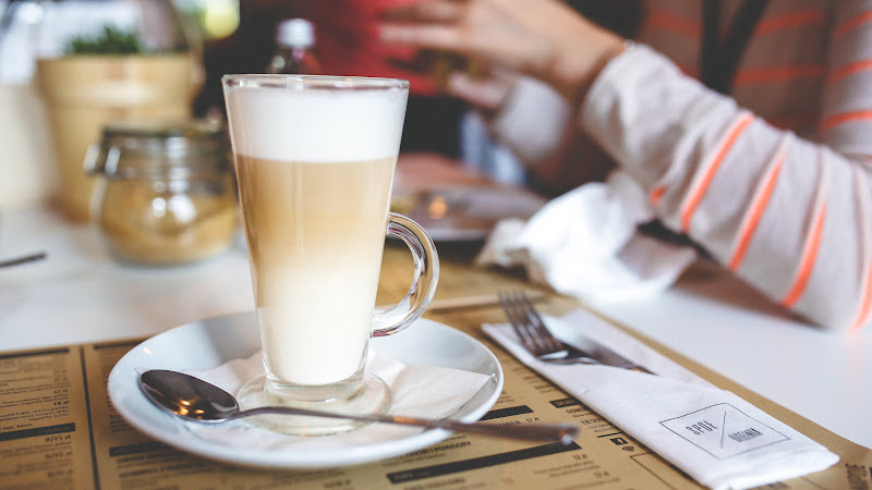 Coffee Latte or Cappuccino HD