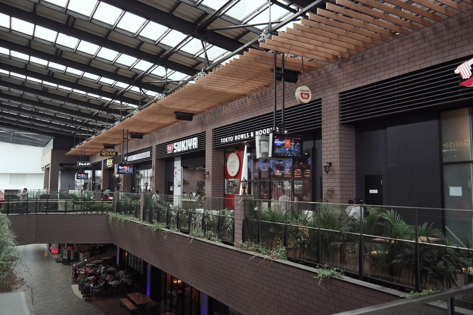 3 Makanan Yang Saya Makan Waktu Ke Aeon Mall Jakarta Garden City O K Y Mau L A N A