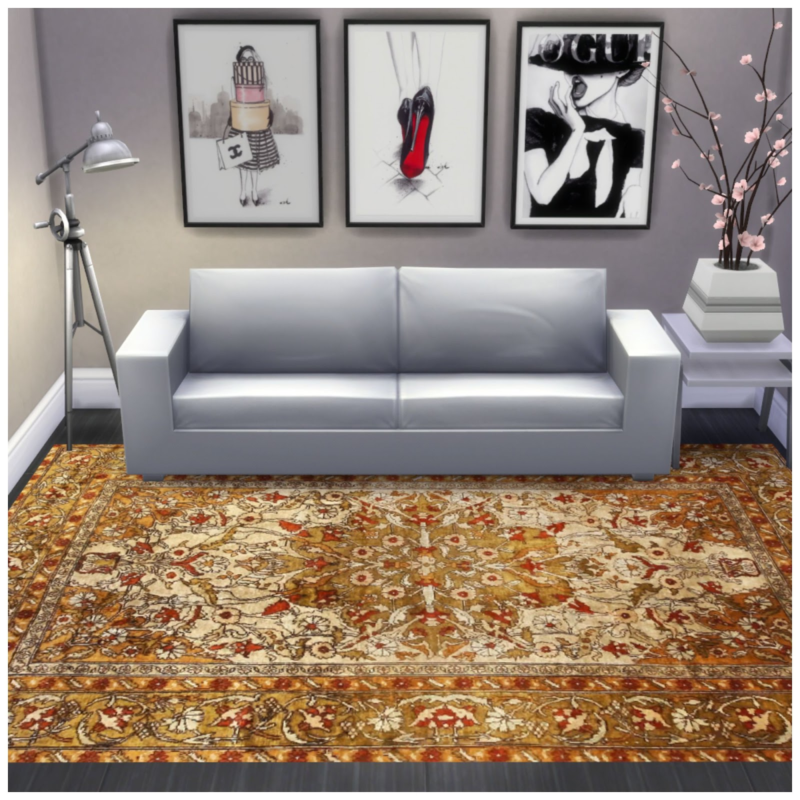 Sims 3 Teppiche Download Sims 4 Cc 39s The Best Rugs By Dinha Gamer
