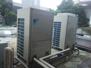 Service AC di Pondok Cabe - Pamulang