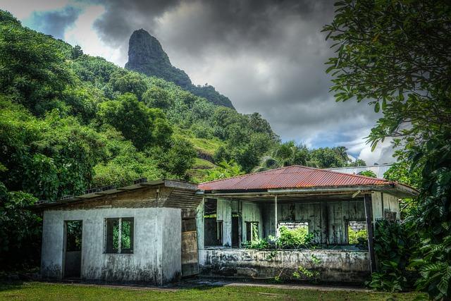 moorea-Polynesia