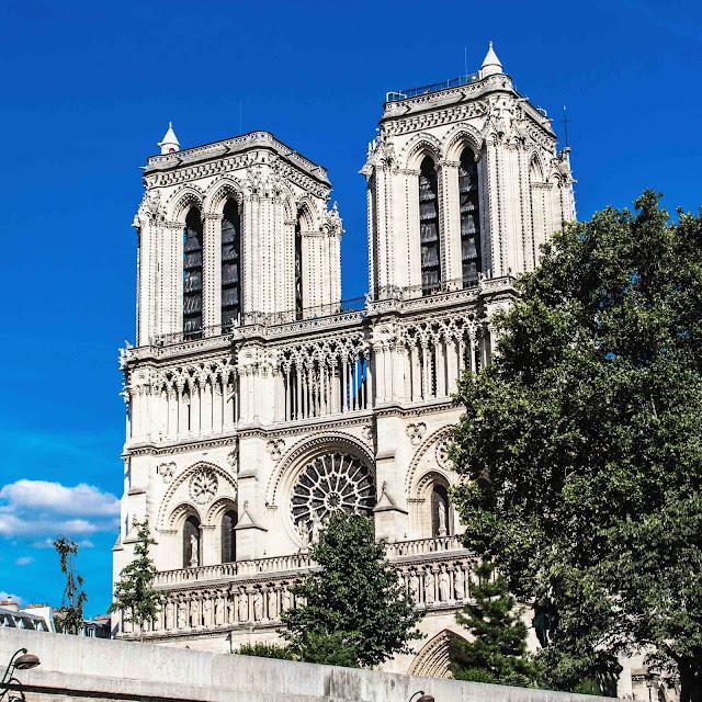 Photo de la Cathédrale Notre-Dame de Paris