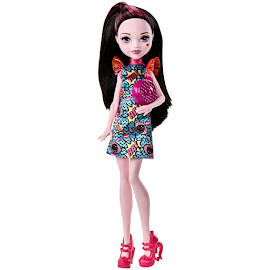 MH Popart Ghouls Draculaura Doll