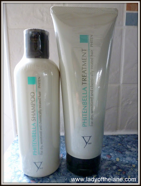 Yuko Phitenbella Shampoo & Conditioner