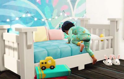 My Sims 4 Blog Toddler Mattress In 44 Quilt Patterns By