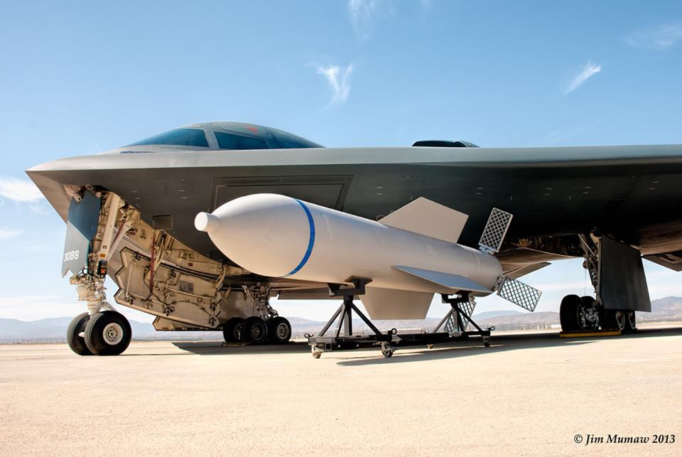 massive ordnance penetrator - Rare image of a B 2 stealth bomber and its Massive Ordnance
