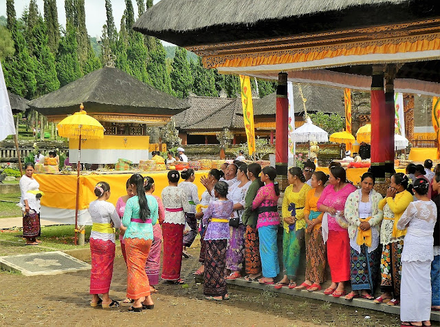 exotiska Bali