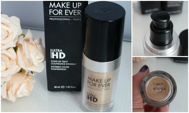 Base Ultra HD Foundation Make Up Forever 3