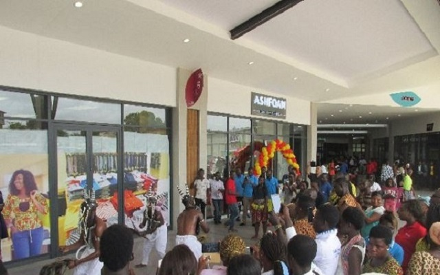 Kumasi residents welcome $95 million mall
