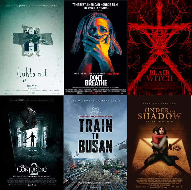 Myerlas Movie Reviews Best Horror Films Of 2016