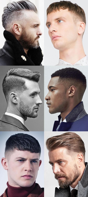 Homens Fade cortes de cabelo curto Calitta Blog