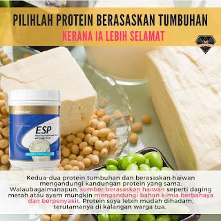 5 Tips Memilih Sumber Protein Yang Betul