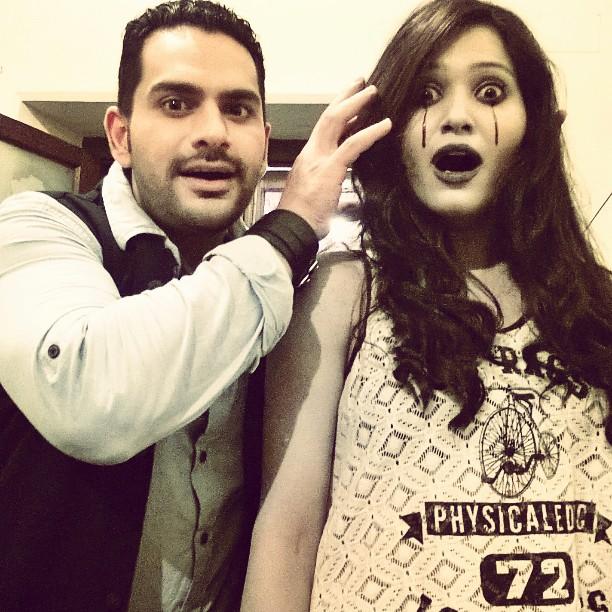 Actor Gaurav Nanda (Official) BlogSpot: Gaurav Nanda Shooting In