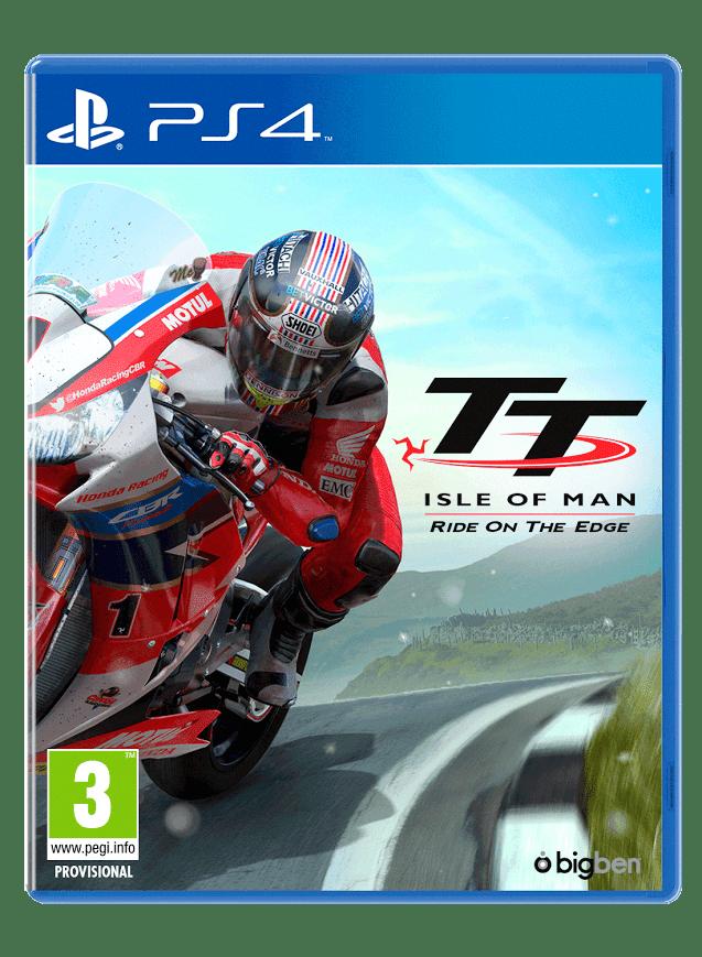 TT Isle of Man se deja ver en movimiento, lanzamiento en noviembre