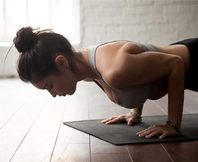 Push-Ups Egzersiz