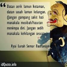 Kata Bijak Jawa Kuno Celoteh Bijak