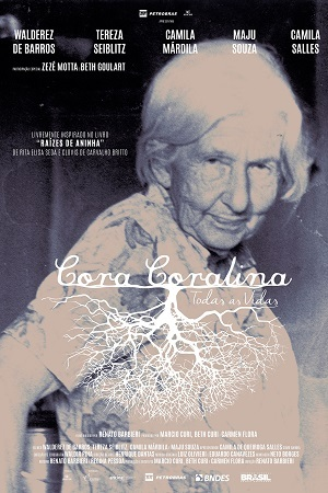 Cora Coralina - Todas As Vidas Filmes Torrent Download capa