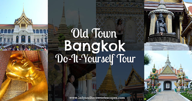 Old Town Bangkok DIY tour