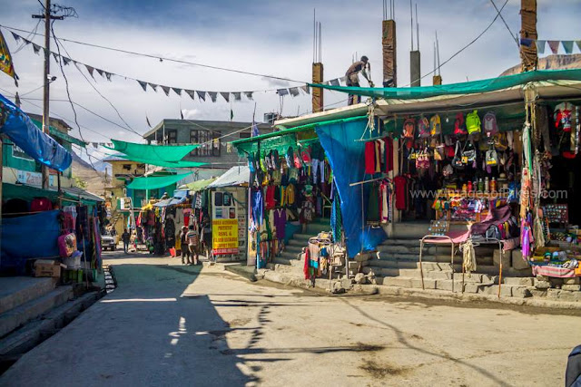 kaza market