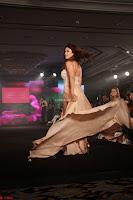 Manjari Phadnis Walks the Ramp At Designer Nidhi Munim Summer Collection Fashion Week (15).JPG