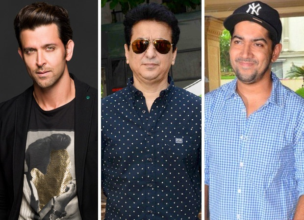 Hrithik Roshan next with Sajid Nadiadwala and Rohit Dhawan