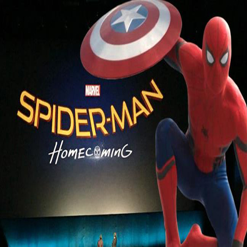 Spider-Man : Homecoming Poster Film