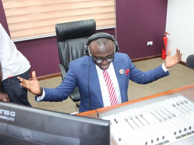 Bola Ray hands over Starr Drive to Giovani Caleb