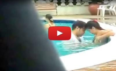 ΑΣΥΓΚΡΑΤΗΤΟ ΖΕΥΓΑΡΙ το έκανε σε δημόσια πισίνα που κολυμπούσαν παιδιά... ➕〝📹ΒΙΝΤΕΟ〞