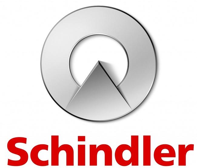 Logo firmy Schindler