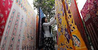 sentra batik tulis jember
