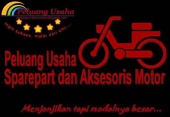Peluang Usaha Sparepart dan Aksesoris Motor