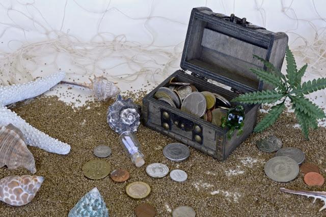Hab einen Schatz gefunden - Found A Treasure