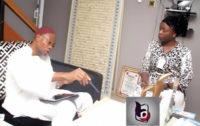 BODEX MEDIA AWARDS  RAUF AREGBESOLA AS THE MOST OUTSTANDING/CREATIVE GOVERNOR OF THE YEAR 2018