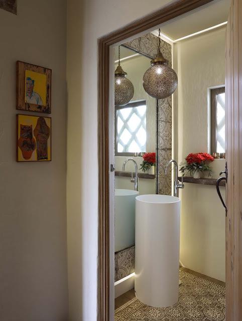Дизайн-проекты. Великолепный дом в испанском колониальном стиле.
