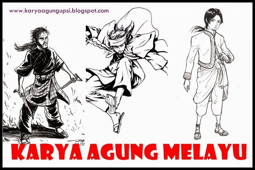 Analisis Sindiran Dalam Cerita Jenaka Melayu Karya Agung Melayu