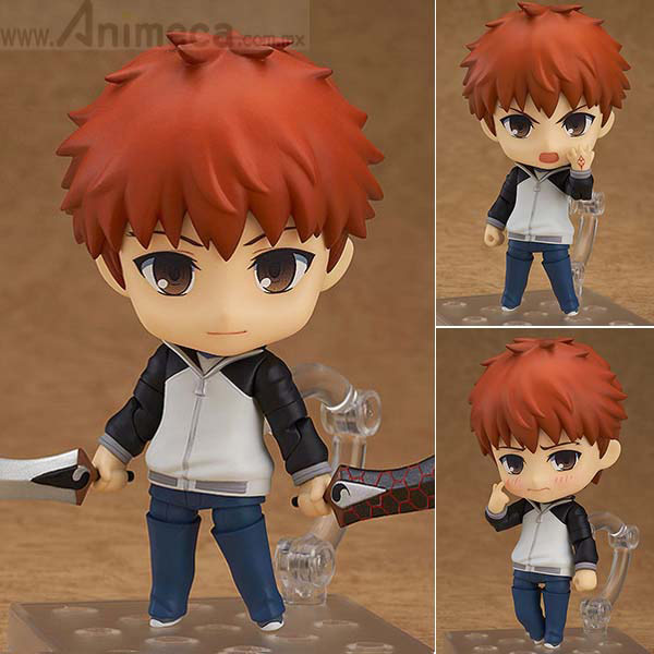 Figura Shirou Emiya Nendoroid Fate/stay night [Unlimited Blade Works] Good Smile Company