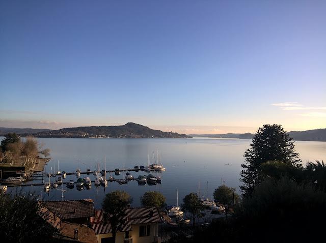 Esposizione Sud-Est - Lago Maggiore