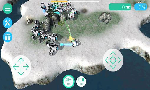 Download Game Android Cybersphere Apk Terbaru ~ PCGamesAndro