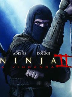 Baixar Filme Ninja 2 A Vingança Dublado 2014