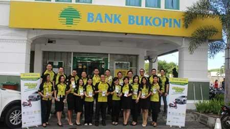 Alamat & Nomor Telepon Bank Bukopin Cabang Jakarta Timur