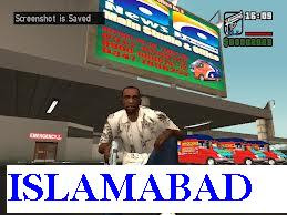 GTA Islamabad pc game free download