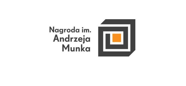 Konkurs o nagrodę im. Andrzeja Munka - logo