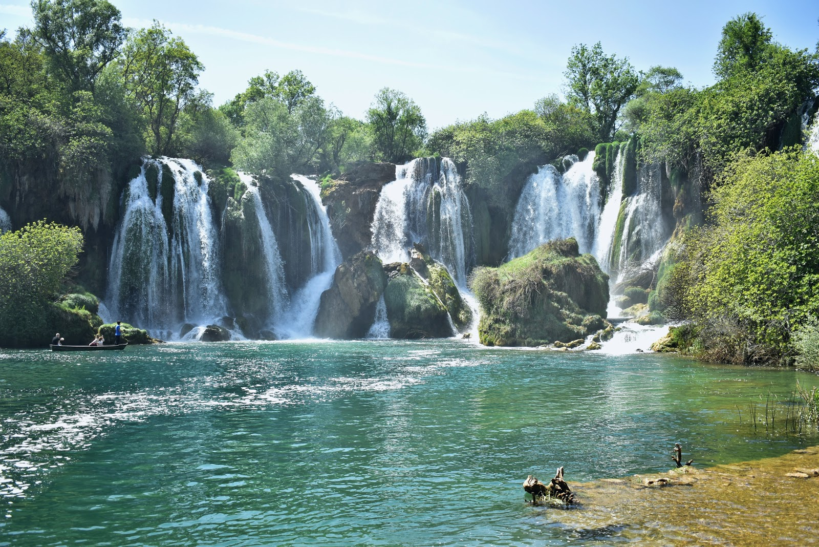kravica cataratas waterfall bosnia