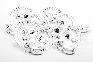 Celebrate dinnerware