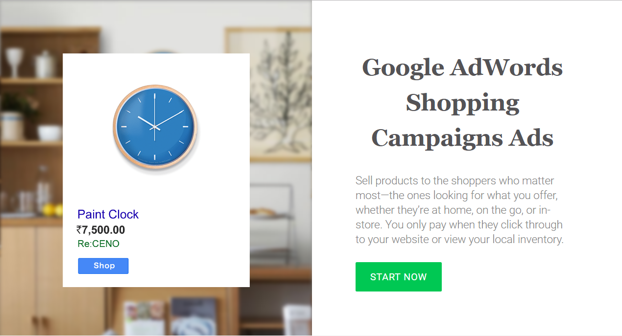 Google AdWords Shopping Ads Services, Showcase Shopping Ads, Product Listing Ads (PLA)-By Omkara Marketing Services