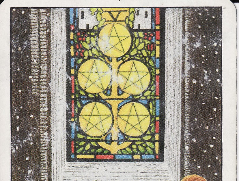 TAROT - The Royal Road: 5 FIVE OF PENTACLES V
